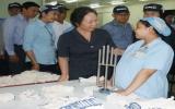 Phó Chủ tịch nước Nguyễn Thị Doan: Cần tăng cường đối thoại doanh nghiệp và công nhân