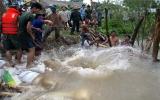 Lũ ở Đồng bằng sông Cửu Long làm 43 người chết
