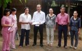 Ban Văn hóa-Xã hội HĐND tỉnh giám sát công tác giảm nghèo tại xã Thanh An