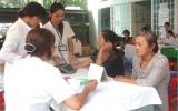 Khám sức khỏe miễn phí cho người cao tuổi thị xã Thủ Dầu Một