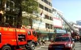 Cháy tại trường mầm non, 11 người nhập viện
