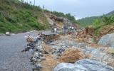 Quảng Ngãi: Mưa lũ gây thiệt hại nặng