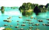 Hơn 2,1 triệu tin nhắn bầu vịnh Hạ Long
