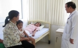 Cô gái 'bà lão' ở Quảng Nam đã nhập viện