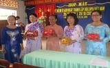 Hội liên hiệp phụ nữ thị trấn Mỹ Phước (Bến Cát):  Thực hành tiết kiệm, chống lãng phí