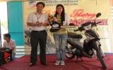 Viettel Bình Dương trao thưởng khuyến khích sinh viên đăng ký dịch vụ Imuzik