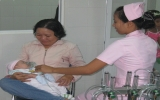 Phòng bệnh cho trẻ khi giao mùa