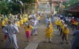 Sinh hoạt gia đình Phật giáo:  Góp phần giáo dục nhân cách cho trẻ