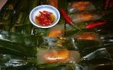Mặn mà bánh bột lọc nhân tôm xứ Huế