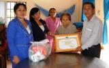 Chị Nguyễn Thị Tuyết Lan:  Tích cực với công tác hội