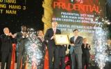 Prudential Việt Nam đón nhận Huân chương Lao động hạng ba