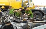 Vụ tai nạn thảm khốc: Tài xế xe container chưa đủ tuổi lái xe