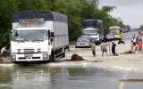 Miền Trung từng bước khắc phục hậu quả mưa lũ