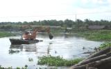 Sau vụ triều cường gây ngập lụt: Tiếp tục khắc phục, gia cố bờ bao