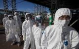 Chất phóng xạ từ Nhật 'chu du' khắp trái đất