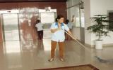 Nghề cung cấp dịch vụ vệ sinh công nghiệp