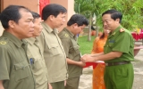 Công an tỉnh: Quyết tâm thực hiện có hiệu quả chương trình quốc gia xây dựng nông thôn mới