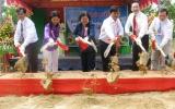 Bảo Hiểm AAA:  Tài trợ xây dựng trường mầm non xã Quang Minh