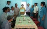UBND phường Lái Thiêu, TX.Thuận An:  Phối hợp trao tặng nhà đại đoàn kết cho 2 hộ nghèo