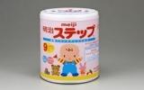 Nhật Bản thu hồi sữa bột Meiji Step vì nhiễm phóng xạ
