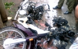 Honda Việt Nam lên tiếng về vụ xe máy phát nổ