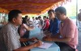 Hơn 500 lao động tham gia phiên giao dịch việc làm lần III  Tân Uyên