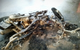 'Chưa tìm thấy sản phẩm của Honda VN có lỗi gây cháy xe'