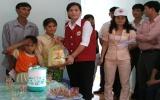 Hội Chữ thập đỏ tỉnh vận động trên 75 tỷ đồng giúp người nghèo