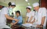 Bệnh viện Đa khoa Mỹ Phước tổ chức Hội thi tay nghề điều dưỡng