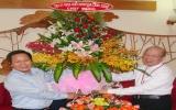 Ban Tôn giáo tỉnh Bình Dương: Thăm và chúc mừng Tòa Giám mục Xuân Lộc nhân dịp Giáng sinh 2011