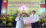 Phật giáo Bình Dương: 2 tỷ đồng đăng ký ủng hộ Quỹ vì người nghèo năm 2012