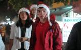 Người dân vui đón Giáng sinh