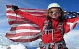 Chinh phục đỉnh núi cao nhất bảy châu lục khi 15 tuổi