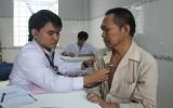 Bệnh viện Đa khoa Mỹ Phước tiếp tục khám bệnh, cấp thuốc miễn phí cho đối tượng chính sách