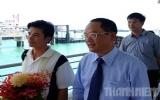 """Thủy thủ tàu Vinalines Queen sống sót đang """"bay"""" về Việt Nam"""