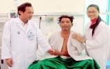 Cứu sống bệnh nhân đã chết lâm sàng 15 phút