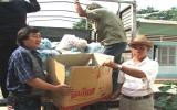 Tặng 1.200 phần quà cho Trung tâm bảo trợ xã hội Chánh Phú Hòa