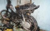 Bình Dương: Xe máy tự bốc cháy trong phòng trọ
