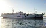 3 thủy thủ Việt thiệt mạng trong vụ cháy tàu Hàn