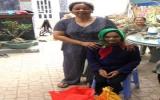 Tặng quà tết cho người nghèo
