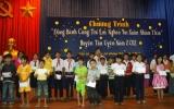 Tân Uyên: Trao 670 phần quà tết cho trẻ em nghèo