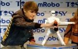 """Robot nhảy VN đứng đầu top 9 máy nghe nhạc """"đỉnh"""" nhất thế giới"""