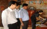 Các đơn vị, doanh nghiệp trong tỉnh tiếp tục tặng quà tết cho đối tượng chính sách