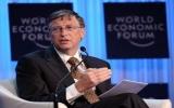 Tỷ phú Bill Gates lại góp 750 triệu USD từ thiện