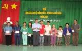 Phú Chánh làm tốt công tác xóa đói giảm nghèo