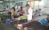 Bệnh viện đa khoa tỉnh: Trong dịp tết số bệnh nhân cấp cứu tăng hơn 20%