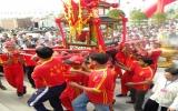 平阳新城市纪念天后庙建设一周年