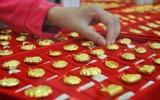 Giá vàng giảm 2 tuần liên tiếp