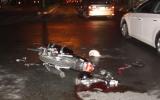 Hai vụ tai nạn liên tiếp trên đường Lê Hồng Phong