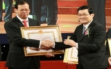 Trao Giải thưởng Hồ Chí Minh và Giải thưởng Nhà nước về KH-CN